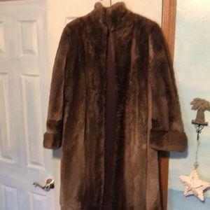 437adbc7b Women Sheared Beaver Coat on Poshmark